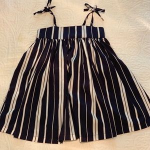 Silky Carousel Dress